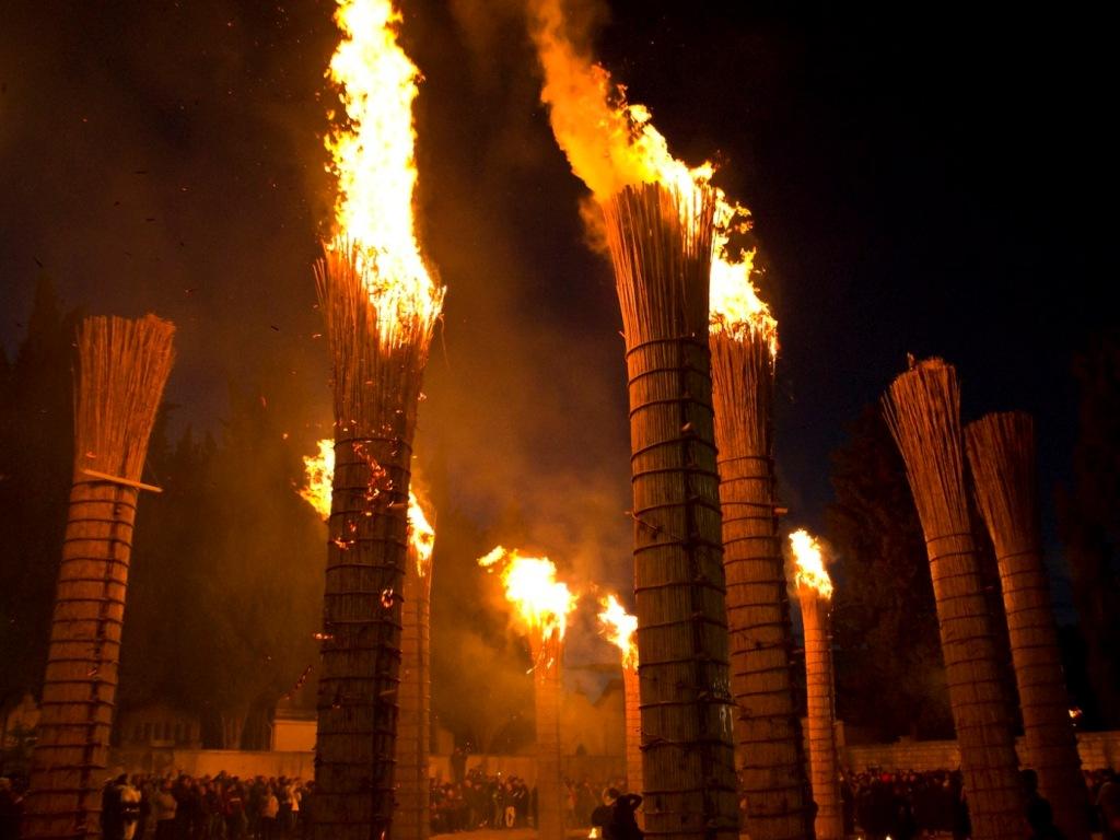 Eventi d'Abruzzo: la festa delle Farchie