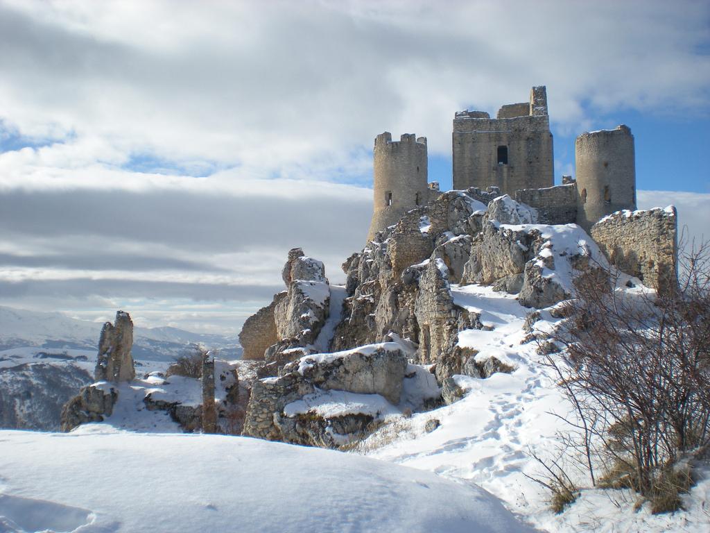 Meraviglie d'Abruzzo: Rocca Calascio